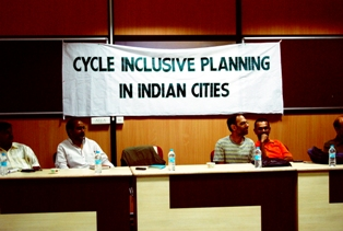 Cycle inclusive planning workshop