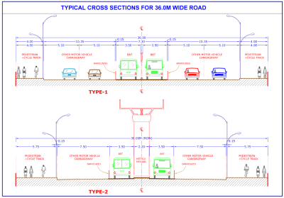 road designs opt